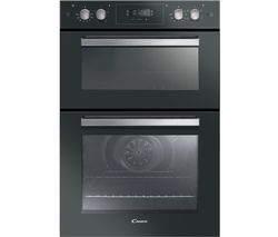 CANDY FC9D815NX Electric Double Oven - Black