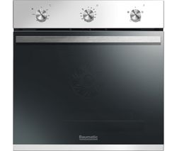 BAUMATIC BOFM604W Electric Oven - White