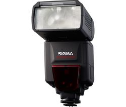 SIGMA EF-610 DG SUPER Flashgun - for Canon