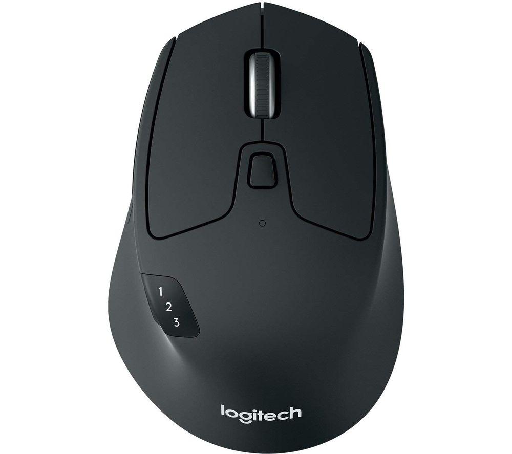 LOGITECH M720 Triathlon Wireless Optical Mouse