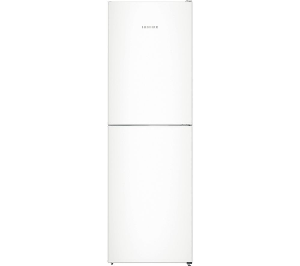Image of LIEBHERR CN4213 50/50 Fridge Freezer - White, White