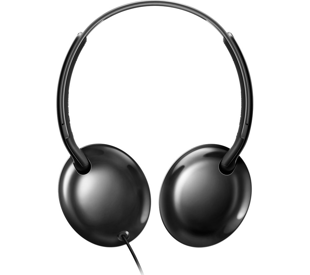 PHILIPS SHL4405BK Headphones  Black Black