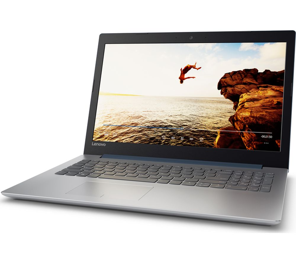 "LENOVO IdeaPad 320 15.6"" Laptop - Denim Blue"