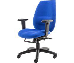 ALPHASON Trinity AOC2331HBSYA-BE Fabric Tilting Executive Chair - Blue