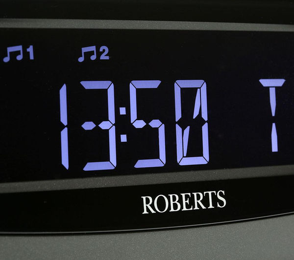 clock radios cheap clock radios deals currys. Black Bedroom Furniture Sets. Home Design Ideas