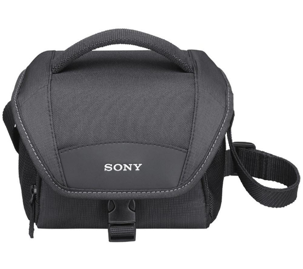 SONY LCS-U11 Camera Case - Black