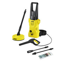 KARCHER K2 Home 1.673-224.0 Pressure Washer - 110 bar