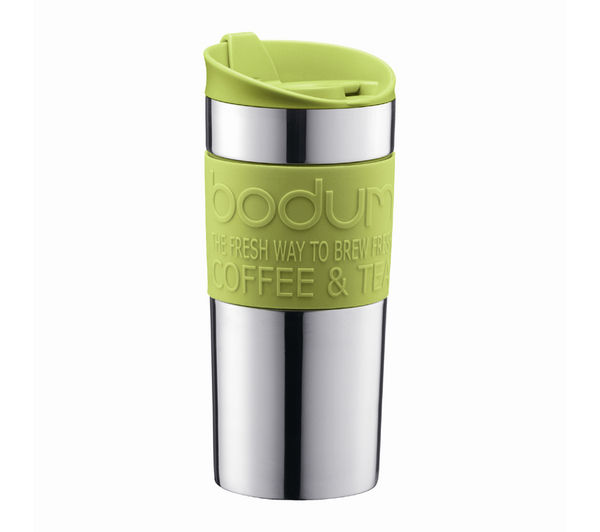 Bodum 11068 565 Travel Mug   Lime Green, Lime