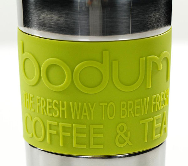 Buy BODUM 11068 565 Travel Mug  Lime Green  Free Delivery  Currys