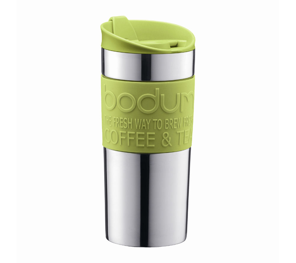 Image of BODUM 11068-565 Travel Mug - Lime Green, Lime