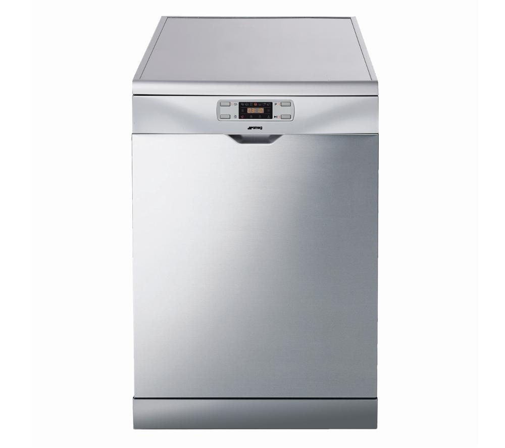 SMEG DFD6132X-1 Full-size Dishwasher - Silver