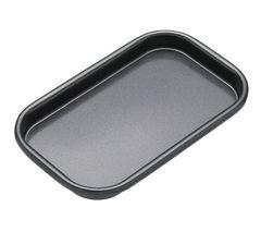 MASTER CLASS 16.5 x 10 cm Non-Stick Baking Tray - Black
