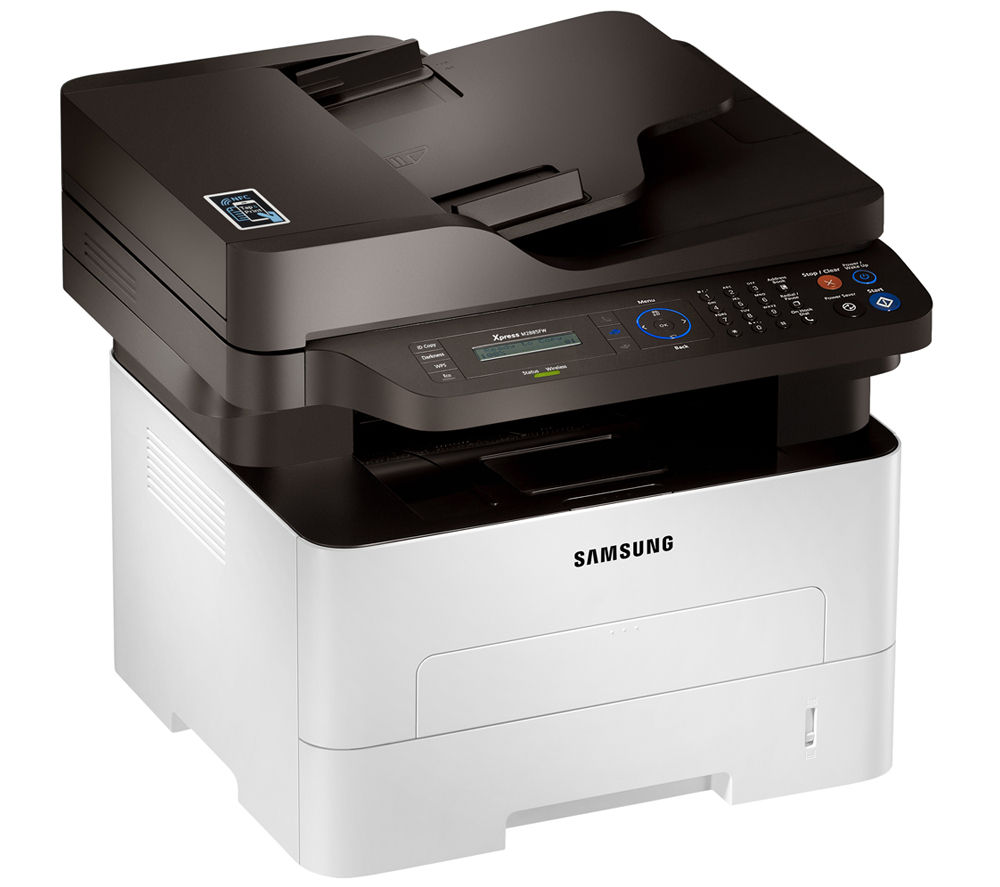 SAMSUNG Xpress M2885FW All-in-One Wireless Laser Printer with Fax Review