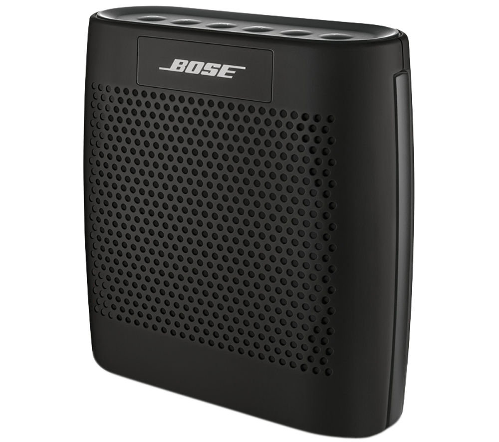 BOSE  SoundLink Colour Portable Wireless Speaker  Black Black