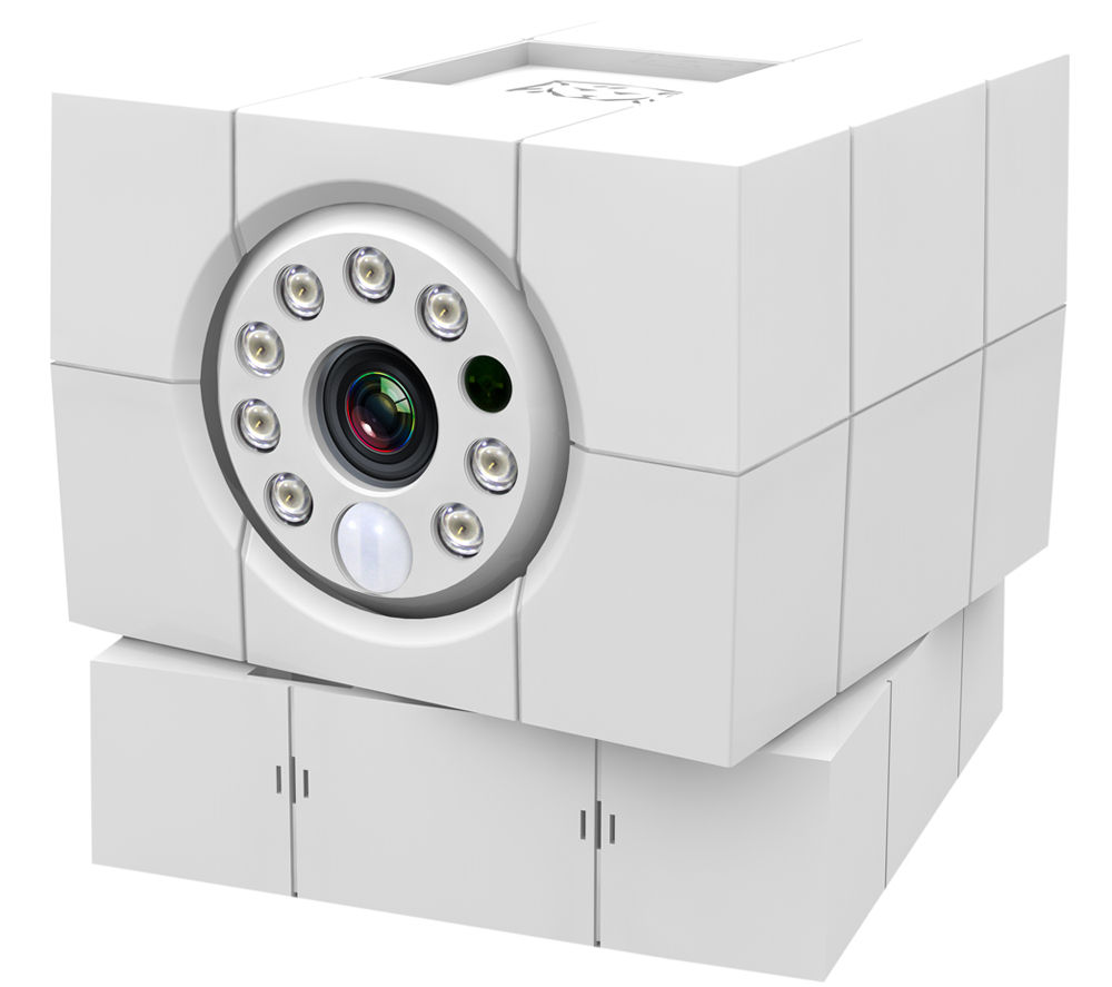 AMARYLLO iCam HD 360 Home Security Camera