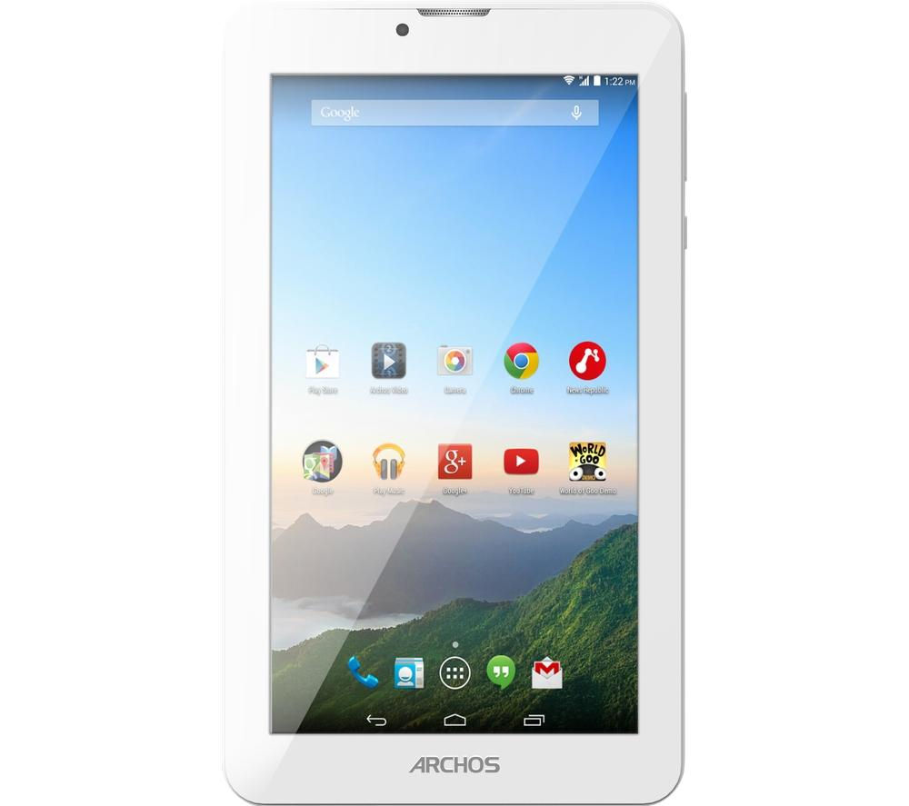 """Archos 70B Xenon 70b 7"""" 4GB 3G Android Tablet"""