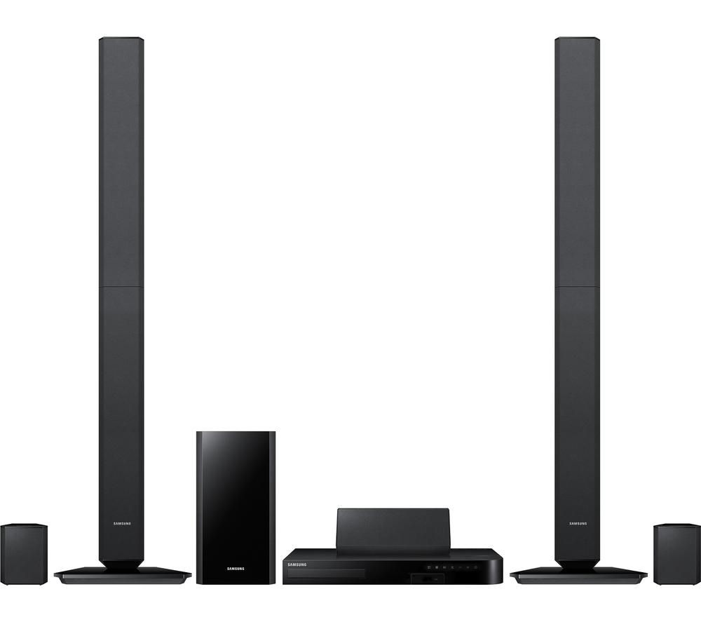 SAMSUNG HT-J4530 5.1 Smart 3D Blu-ray & DVD Home Cinema System