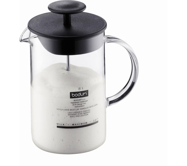 1446 01 Bodum Latteo 1446 01 Milk Frother Black