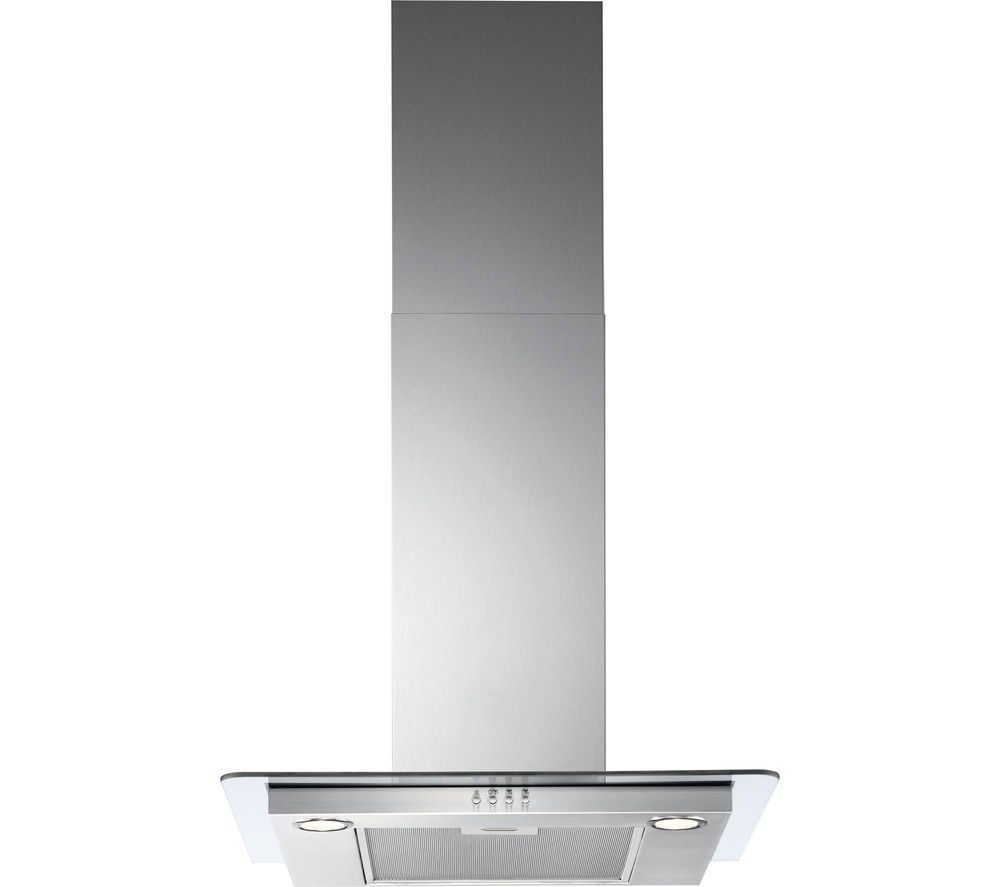 ZANUSSI  ZHC6234X Chimney Cooker Hood  Stainless Steel Stainless Steel