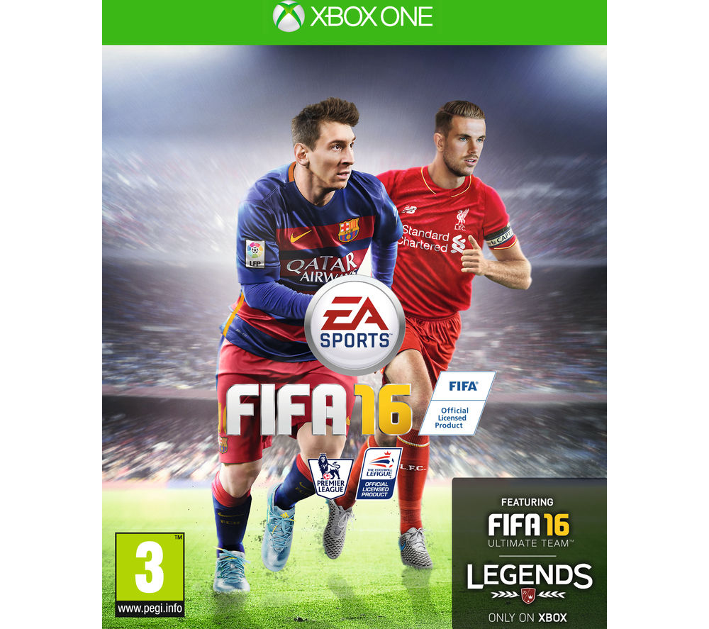 FIFA 16 - for Xbox One