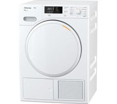 MIELE TMB140 Heat Pump Tumble Dryer - White