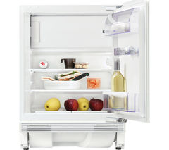 ZANUSSI ZQA12430DA Integrated Undercounter Fridge