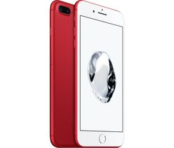 APPLE iPhone 7 Plus - 256 GB, Red