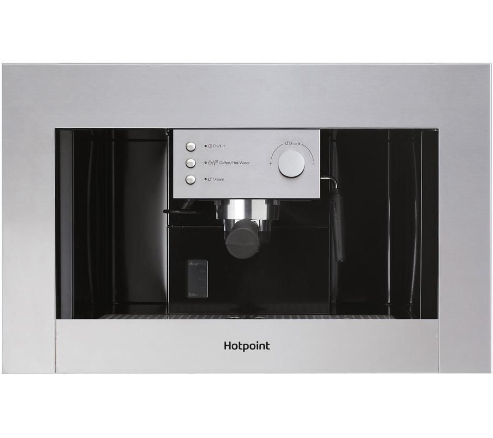 Indesit INDESIT  CM 5038 IX H Builtin Bean to Cup Coffee Machine  Stainless Steel Stainless Steel