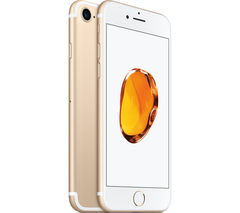 APPLE iPhone 7 - Gold, 256 GB
