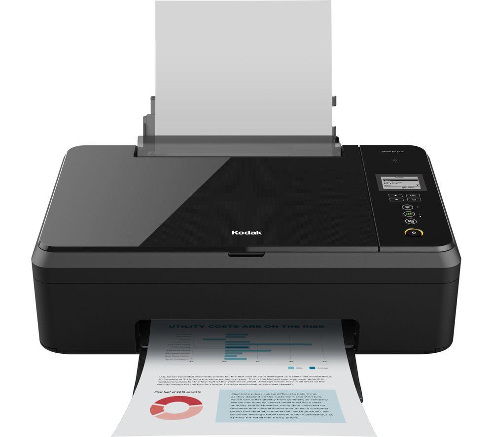 KODAK Verite 65 Mega Plus Wireless Inkjet Printer Review