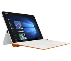 "ASUS Transformer Mini T102 10.1"" 2 in 1 - White & Orange"