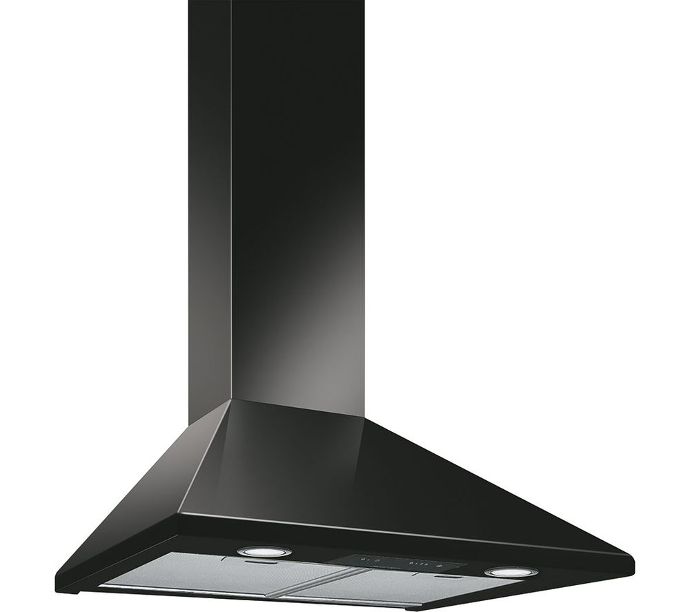 SMEG  KSED65NEE Chimney Cooker Hood  Black Black