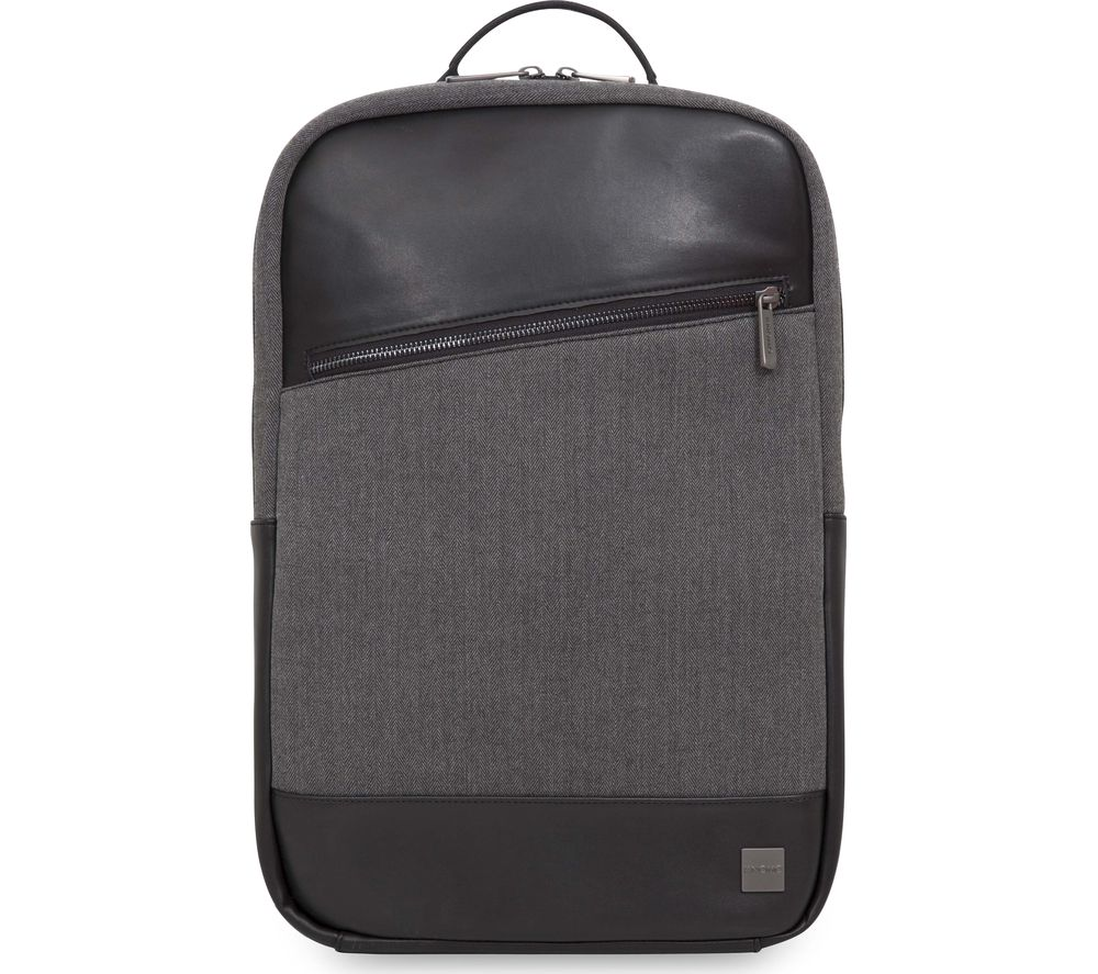 "KNOMO Southampton 15.6"" Laptop Backpack - Grey"