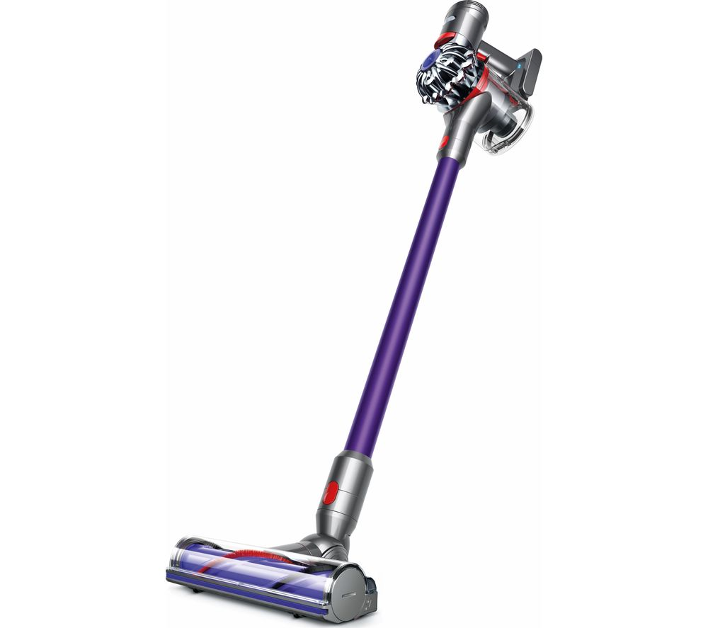 DYSON V7 Animal Cordless Bagless Vacuum Cleaner  Purple Purple