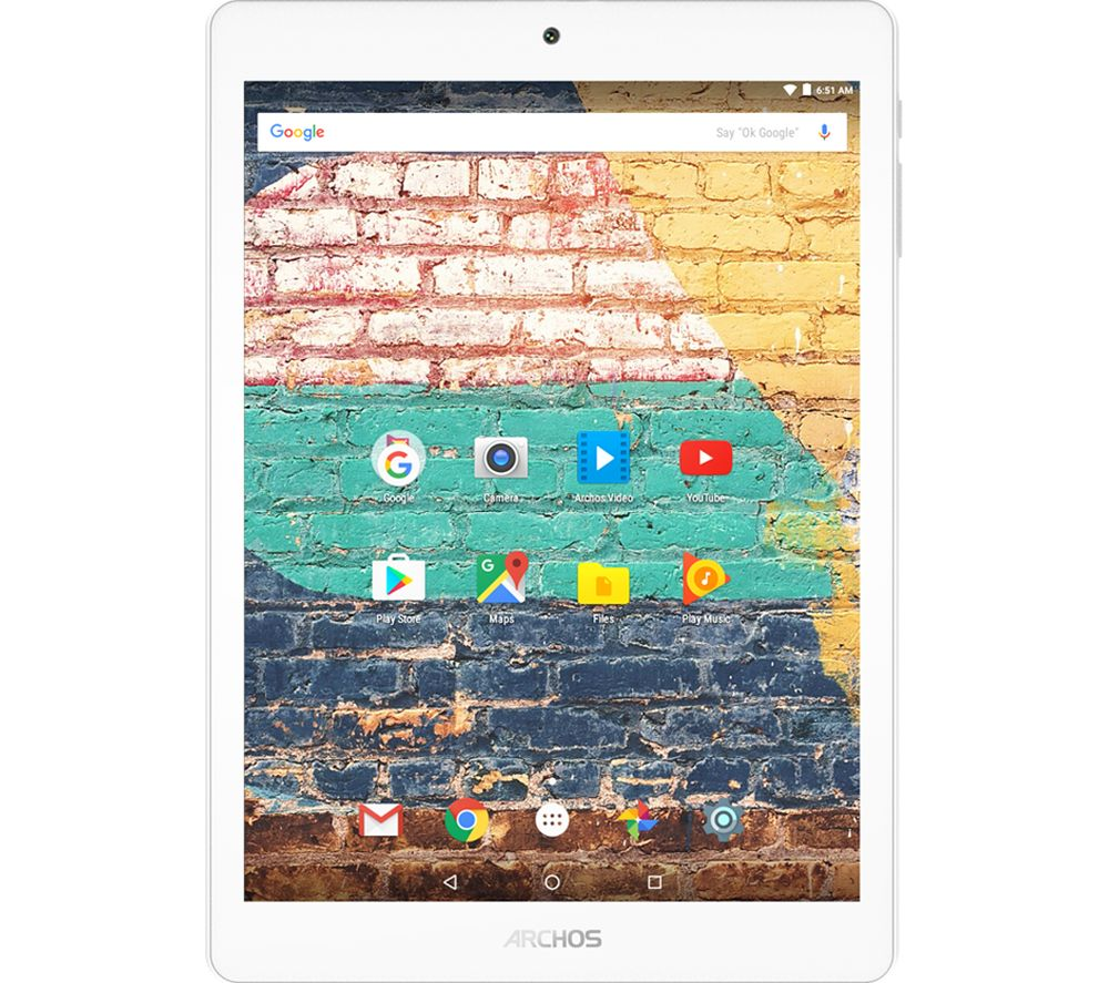 "Image of ARCHOS 79b Neon 7.9"" Tablet - 16 GB, White, Neon"