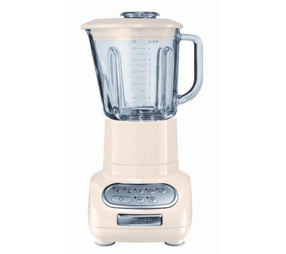 kitchenaid artisan sksb5553bac blender almond cream. Black Bedroom Furniture Sets. Home Design Ideas