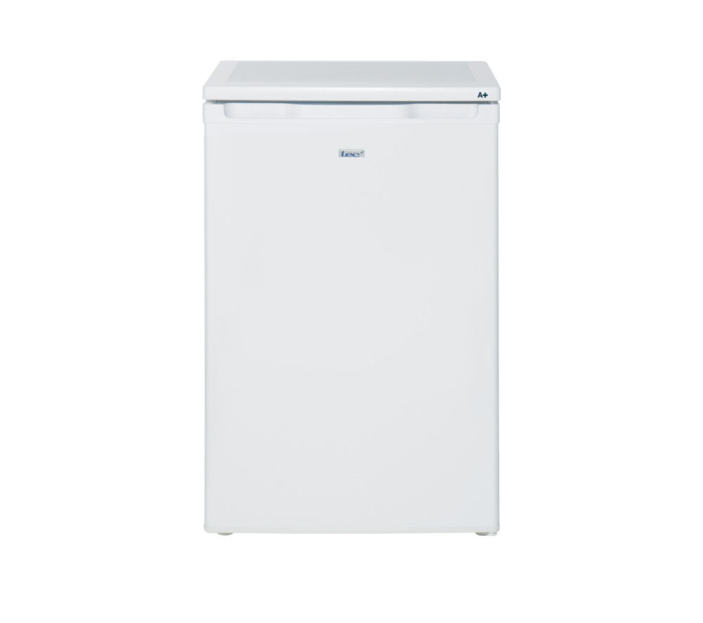 LEC  L5511W Undercounter Fridge  White White