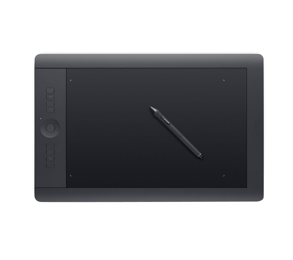 New wacom intuos / Team parking coupons