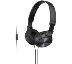 SONY MDR-ZX310APB Headphones - Black