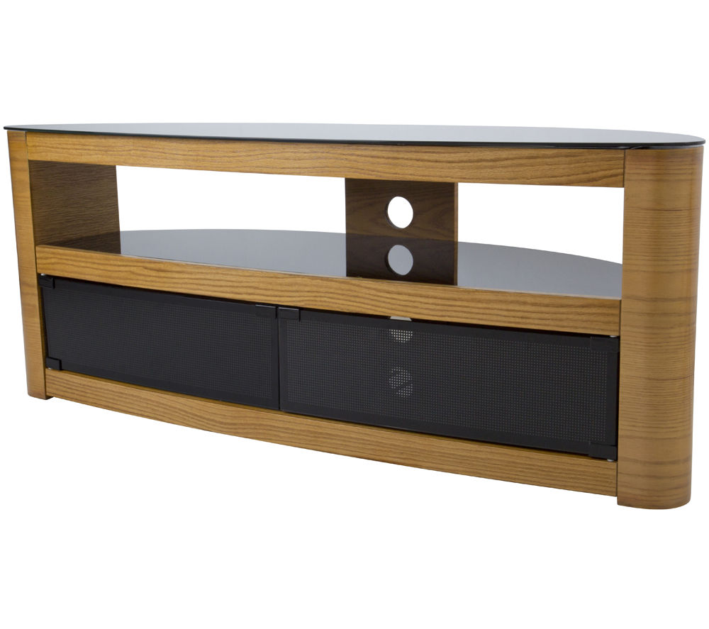 AVF  Burghley TV Stand Oak