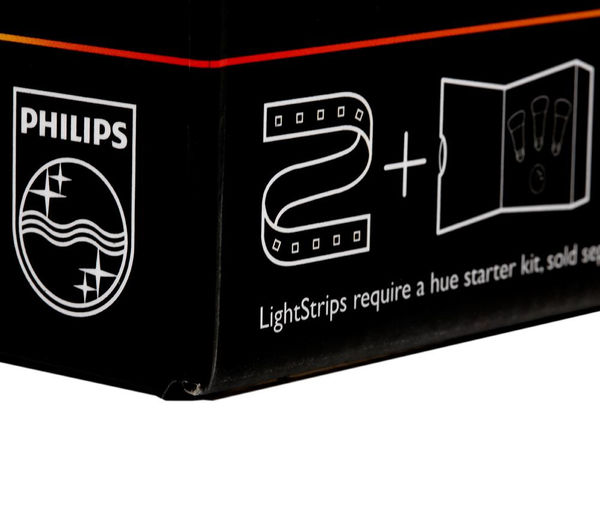 Philips friends of hue lightstrip deals pc world for Philips hue friends