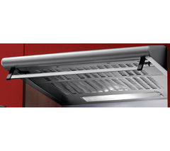BAUMATIC STD6.2SS Visor Cooker Hood - Stainless Steel