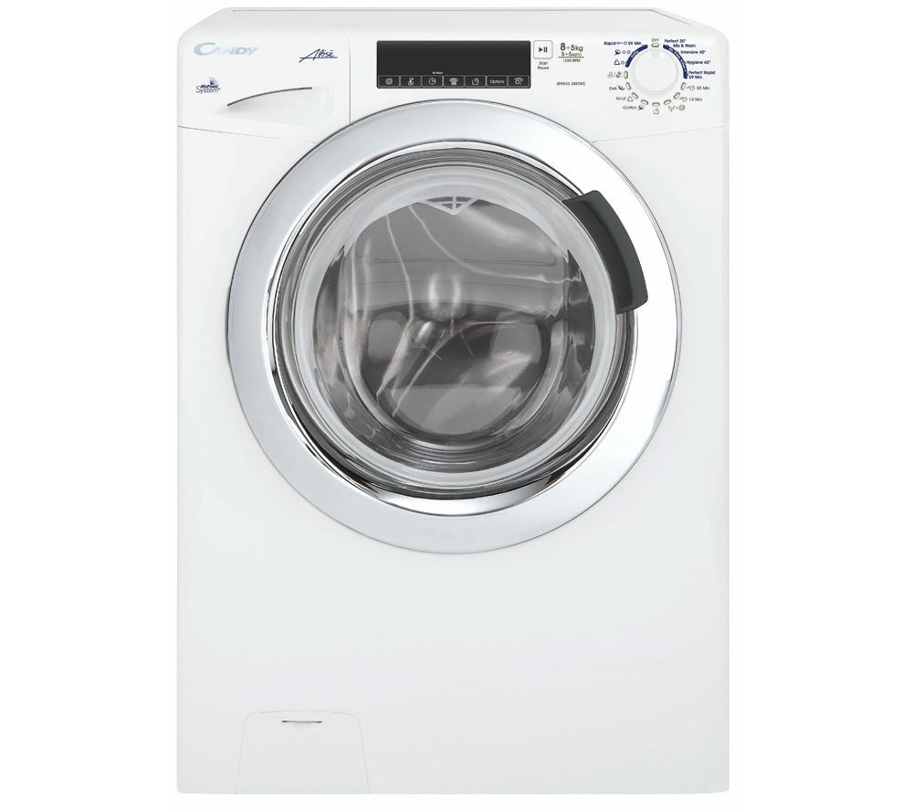 Image of Candy GVW45385TC Washer Dryer - White, White