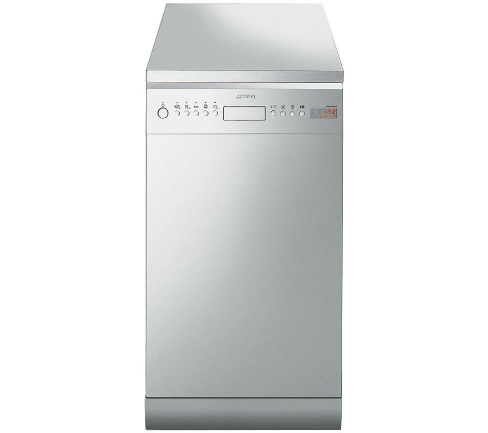 how to clean stainless steel dishwasher outside