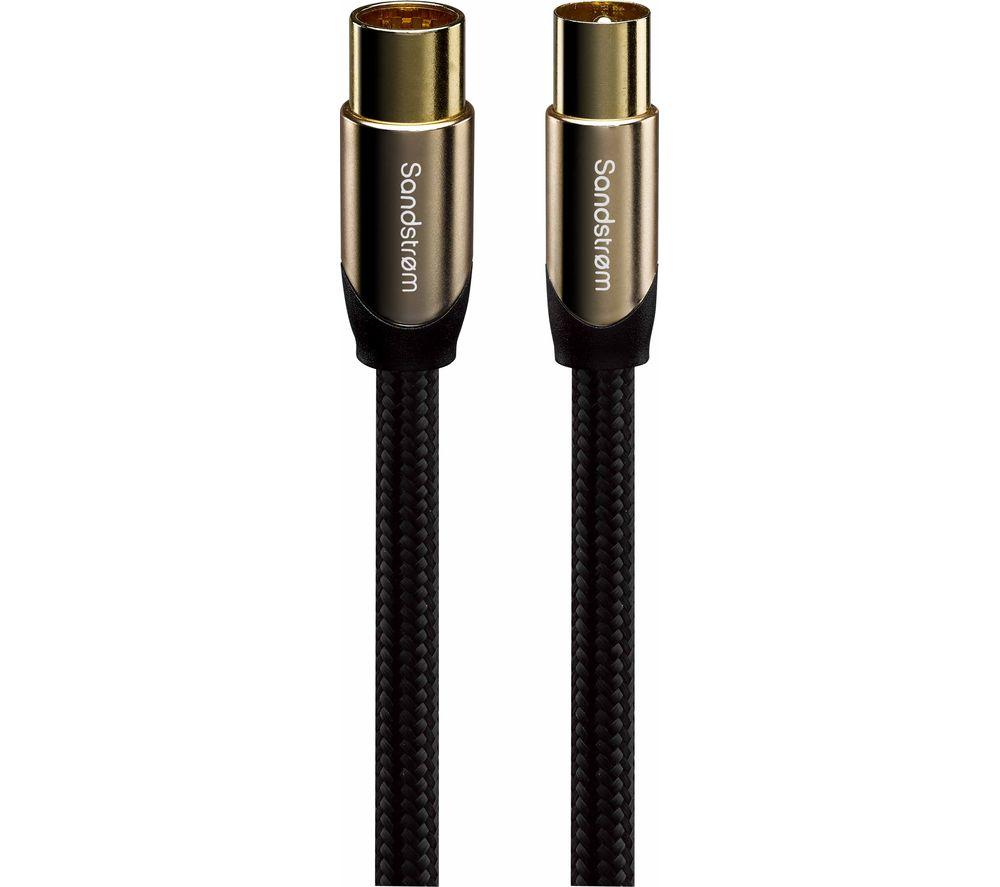 SANDSTROM AV Gold Series S2AER315 Aerial Cable - 2 m