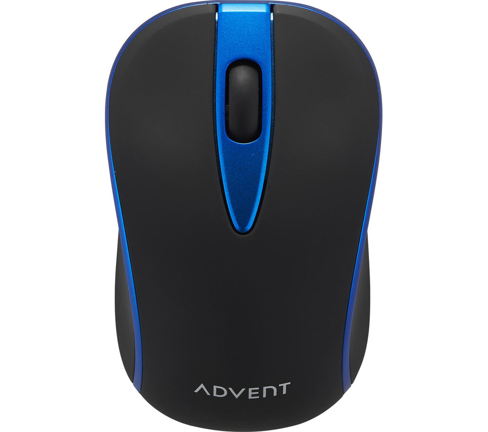 ADVENT AMWLSM15 Wireless Optical Mouse
