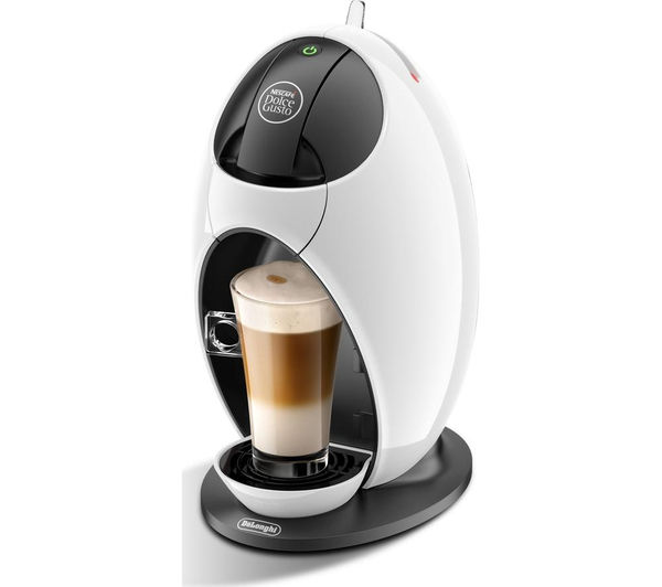 Dolce Gusto Coffee Maker Currys : 0132180351 - DOLCE GUSTO Dolce Gusto Jovia EDG250.W Hot Drinks Machine - White - Currys PC World ...
