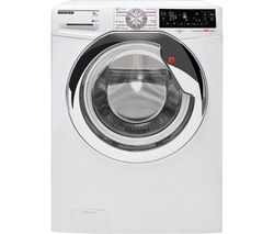 HOOVER Wizard DWTL68AIW3 Washing Machine - White