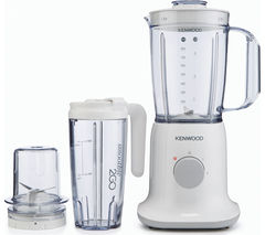 KENWOOD 3 in 1 BL237 Blender - White