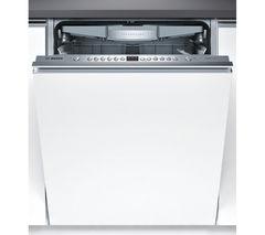 BOSCH SMV69M01GB Full-size Integrated Dishwasher